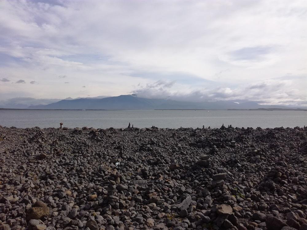 Maisemakuva Islannista