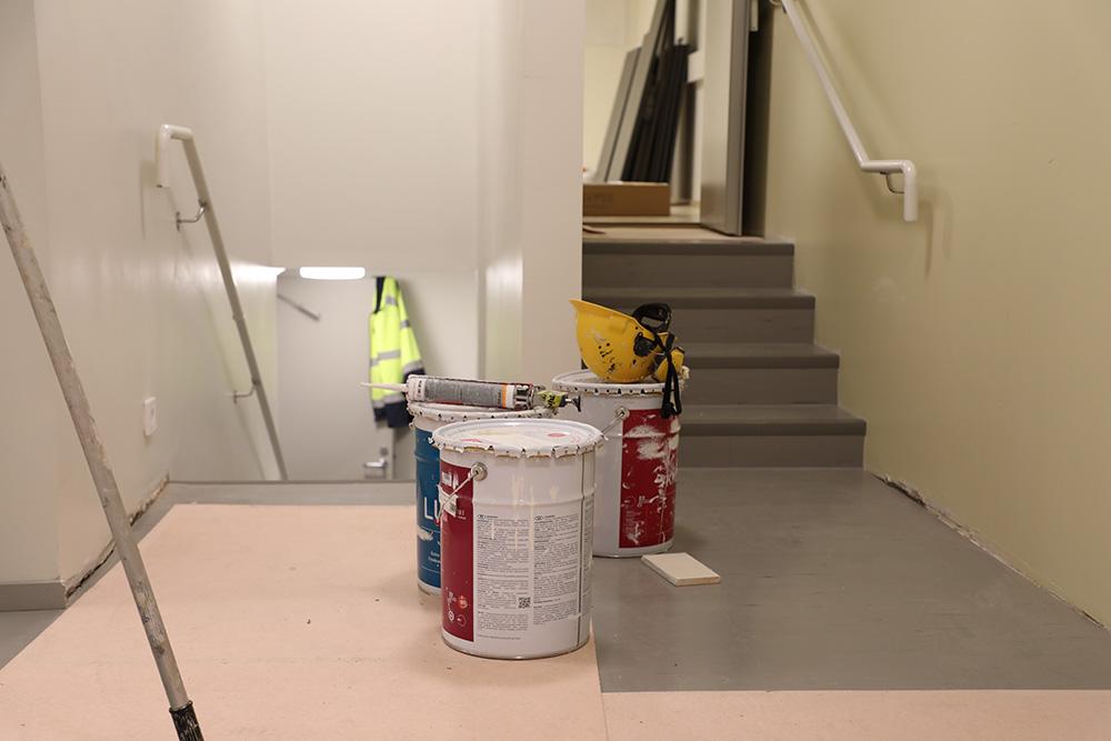 Renovering i R-hus