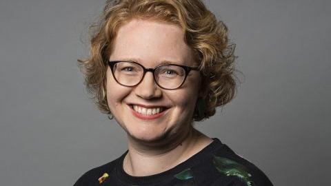 Suomen luonnonsuojeluliiton suojeluasiantuntija Hanna Aho
