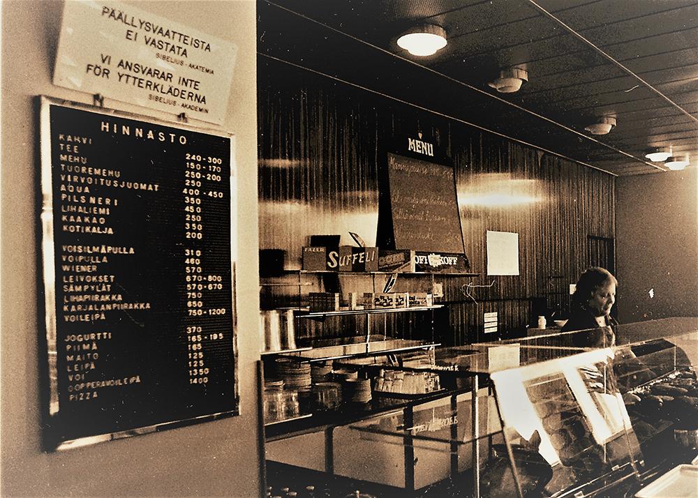 Cafe i R-hus