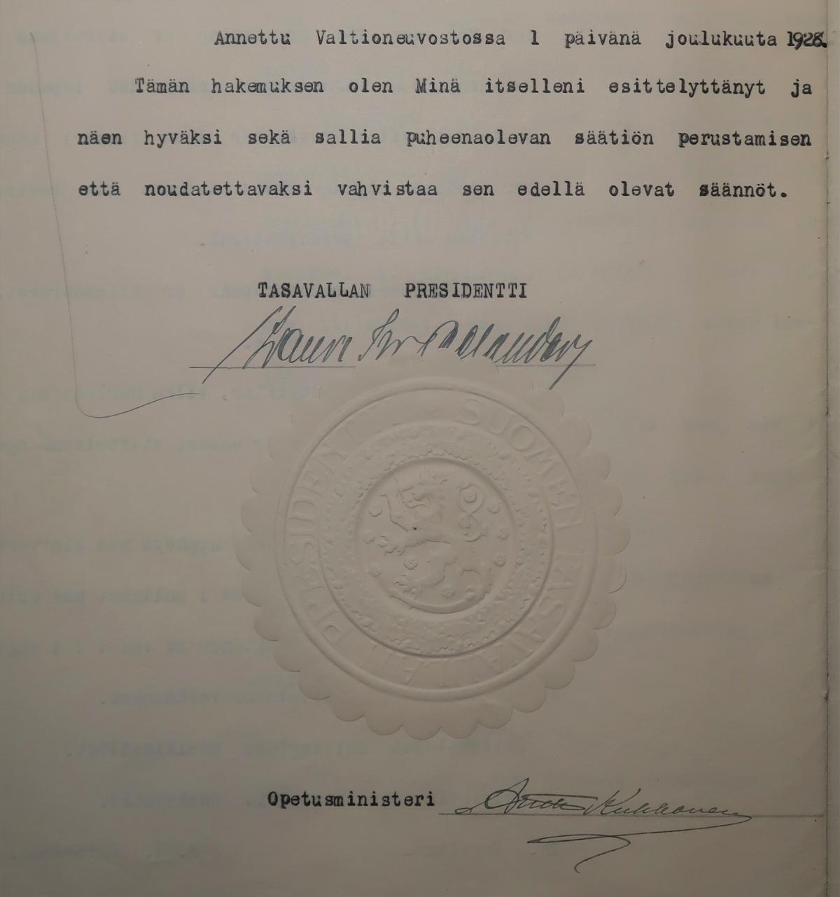 Vanha asiakirja
