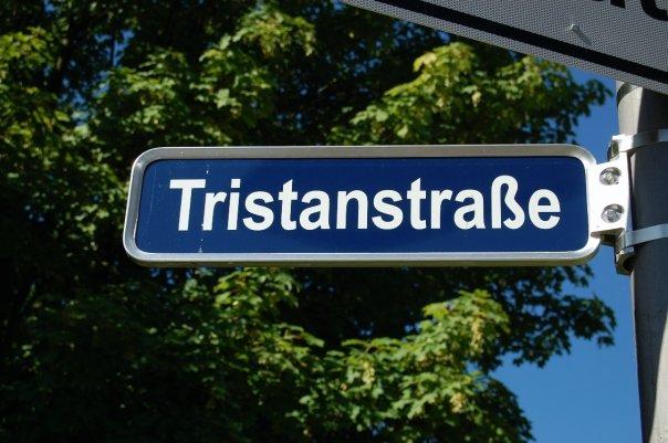 Tristanstraße-katukyltti.